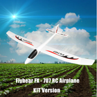 Les plus populaires Flybear FX707 Hand Throwing RC Airplane EPP 1200mm Wingspan Aircraft Fixed Wing Plane KIT for DIY