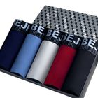 Meilleurs prix 5 Pieces Cotton Breathable Antibacterial U Convex Underwear