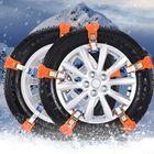 Meilleurs prix 2pcs Universal Car Snow Chain Vehicle Anti Skid Tire Emergency Sand Ground Strap