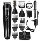Bon prix 12 in 1 Mens Electric Hair Cutter Clipper Rechargeable Beard Shaver Razor Nose Trimmer Set