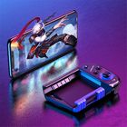 Meilleurs prix Rock Space I5 Single Side Wireless bluetooth Gaming Handle Joystick Gamepad Suitable for 4.7-6.5 inch For iPhone 8Plus XS 11 Pro Huawei P30 Pro Mate 30 5G S10+ Note 10 5G