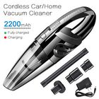 Meilleurs prix AUDEW 120W 2200mAh Cordless Rechargeable Vacuum Cleaner Wet & Dry Handheld Car Home Vacuum Cleaner