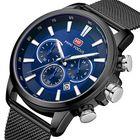 Meilleurs prix MINI FOCUS MF0142G Ultra Thin Mesh Steel Men Quartz Watch
