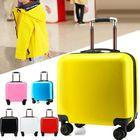Prix de gros Hard Shell Cabin Size 18'' Suitcase Travel Luggage Spinner Bag Lightweight