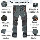 Acheter Outdoors Thick Fleece Warm Pants Soft Shell Trousers