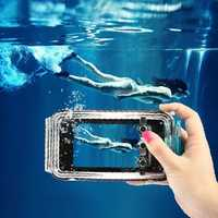 PULUZ Diving Shell Case 40m Diving Shell Waterproof Shockproof Protective Case For Huawei P20 PRO