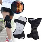 Meilleurs prix 1 Pair Spring Knee Support Patella Booster Adjustable Joint Brace Pad Sports Training Protector
