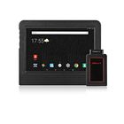 Prix de gros Launch X431 V+ Car Diagnostic Scan Tool Automotive All System Scanner Tablet Wifi bluetooth ECU Coding Multi Languages Support Global Version With Two Years Free Update Online 12V