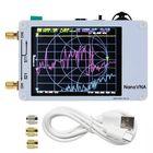 Recommandé Original NanoVNA Vector Network Analyzer HF VHF UHF Antenna Analyzer Standing Wave Frequency Range 50KHz -900MHz Touch Screen