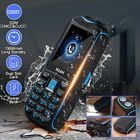 Promotion KUH 2.6'' 13800mah Torch Big Speaker Big Screen Mobile Phones Long Standby Feature Phone