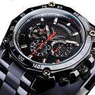 Meilleurs prix Forsining GMT1138 Week Display Waterproof Mechanical Watch