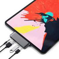 Bakeey Type-C USB C Hub Adapter With Type-C PD Charging/USB 3.0 Port/3.5mm Audio Jack/4H 30Hz HD Display for Type-C Tablet Smart Phone iPad Pro 2018 Samsung Galaxy S10 Huawei P30 Pro