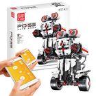 Bon prix Mofun 2.4G DIY Programmable Self-Balance Block Building App Control Built-in Spenker Smart Robot Toy