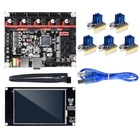 Discount pas cher BIGTREETECH SKR V1.3 Controller Board + 5Pcs TMC2130 Stepper Motor Drivers + TFT3.5 Touch Screen Mainboard Kit for 3D Printer