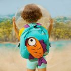 Promotion TOSWIM Dry and Wet Separation Bag Portable Storage Bag Children Waterproof Bag Travel Camping
