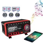 Meilleurs prix ANENG AN888S Digital Multi-function Automatic True RMS Multimeter 19999 High-Precision Profesional Multitester with bluetooth Speaker Ohm Meter Tester with 18 in 1 Combination Lines