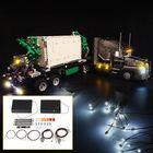 Les plus populaires Upgraded DIY LED Light Lighting Lamp Kit Decor ONLY For LEGO 42078 Bricks Toy