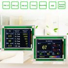 Prix de gros PM1.0 PM2.5 PM10 Detector Module Air Quality Dust Sensor Tester with 2.8 Inch LCD Display for Monitoring Home Office Car Tools