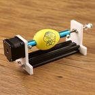Acheter au meilleur prix EleksMaker® Egg Module Rotate Eggbot Module Painting Printing Engraving Spheres Robot DIY Easter Egg Ping Pong Balls Upgrade to Egg Drawing Machine Kit