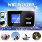 Bon prix UNLOCKED Portable 3G/4G Mobile WiFi Wireless Pocket Hotspot Router Broadband 3560mAh long Standby Time