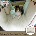 Prix de gros Pet Dog Car Back Seat Protective Cover Hammock Water Resistant Carrier Blanket Mat Cushion for Travel Outdoor