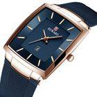 Meilleur prix Reward RD62009M Fashion Business Men Watch 3ATM Waterproof Stainless Steel Strap Quartz Watch