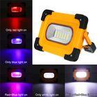 Acheter 60W Foldable Solar Work Light USB Charging Portable Spotlight Camping Emergency
