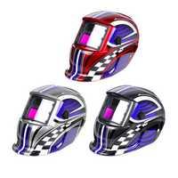 Best Price New Pro Solar Auto Darkening Welding Helmet/Cap for Welding Machine Arc Tig Mig Grinding Welders Face Mask