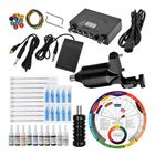Acheter 50Pcs Complete Tattoo Kit Machine Equipment Power Supply
