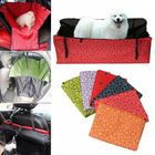 Promotion Dog Cat Seat Cover Safety Pet Waterproof Hammock Seat Cover Mat Cushion For Car