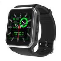 KINGWEAR KW06 bluetooth Calling IP68 Waterproof 512MB+8G Wifi GPS Heart Rate Monitor 3G Smart Watch Phone