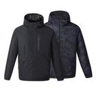 Offres Flash [FROM XIAOMI YOUPIN] Uleemark IP64 Men Winter Rechargeable Adjustable Electric Heated Jacket Coats Washable Waterproof Rainproof Soft Down Jacket
