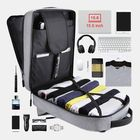 Promotion Men Large Capacity USB Outdoor Travel Backpack