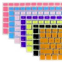 Waterproof US Keyboard Skin Hollow Film For Macbook Pro 17 Inch