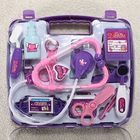Les plus populaires Baby Pretended Doctor Play Set Carry Case Medical Kit