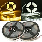 Offres Flash 5M Double Row SMD 5050 600Leds LED Strip Light Waterproof 12V