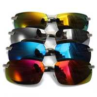 Outdoor Cycling Anti Color Brilliance Film Polarized Sunglasses