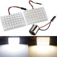 1156 BA15S 48 SMD Car Dome Festoon Interior Light Lamp Bulb