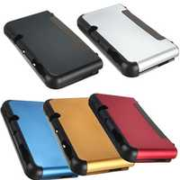 Aluminium Metal Hard Skin Protective Case Cover For Nintendo 3DS LL