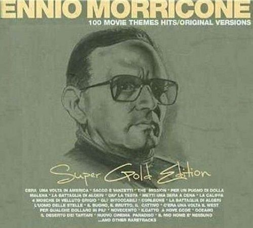 Ennio Morricone - 100 Movie Themes Hits - Original Versions: Super Gold Edition (2005) FLAC