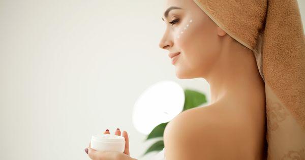 So tragen Sie Hautpflege richtig auf