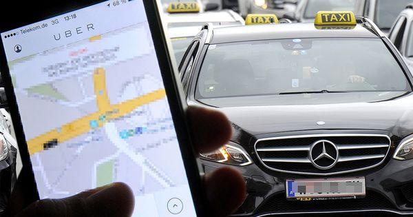 Uber-Taxis sind jetzt auch in Graz unterwegs