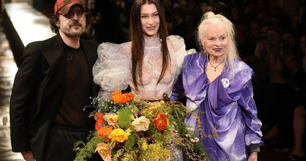 Rebellische Modeikone: Vivienne Westwood ist 80