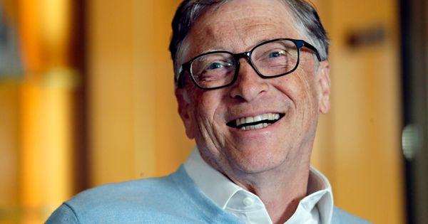 Bill Gates hoffte auf Dates mit Mitarbeiterinnen