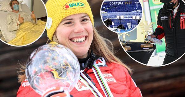 Liensberger und Co.: Tops und Flops der Ski-Saison
