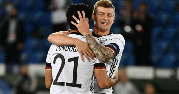 Deutschland für Toni Kroos nicht Titel-Favorit