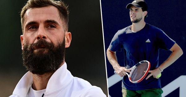 "Thiem tadelt Tennis-Rüpel: ""… dann bleib zu Hause"""