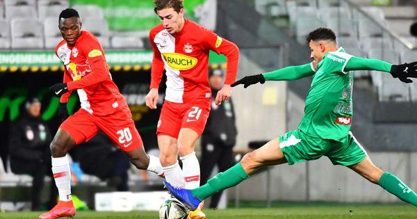 Ab 17 Uhr LIVE: Salzburg gegen WSG Tirol