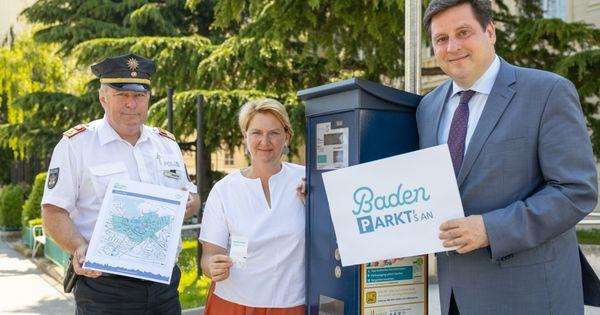 Parken wird in Baden teurer