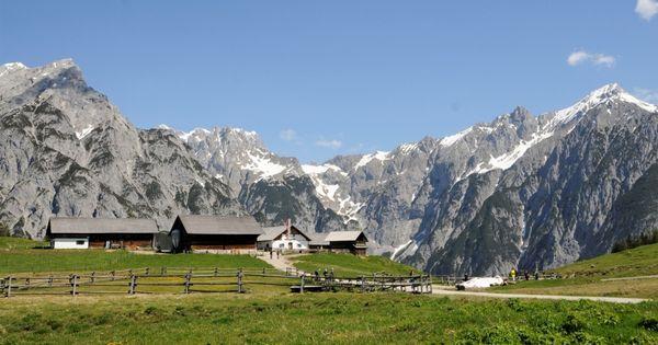 Tourentipp der Woche: Almidylle im Karwendel
